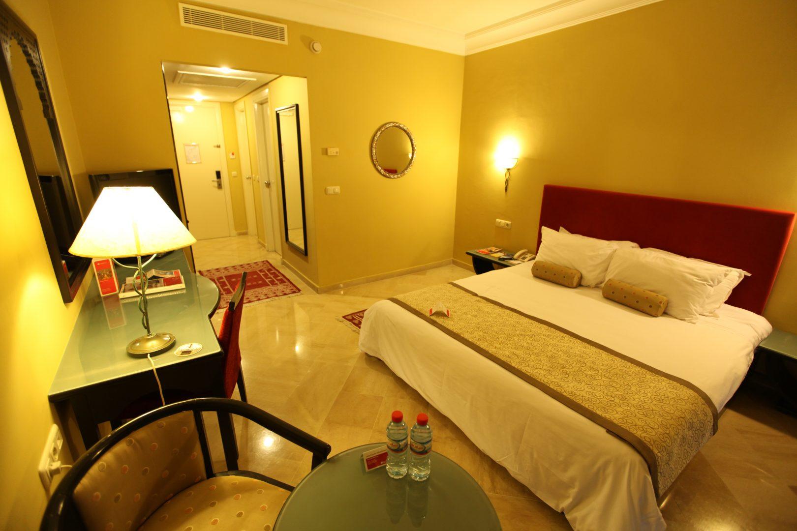 Ramada Plaza Tunis Standard Room